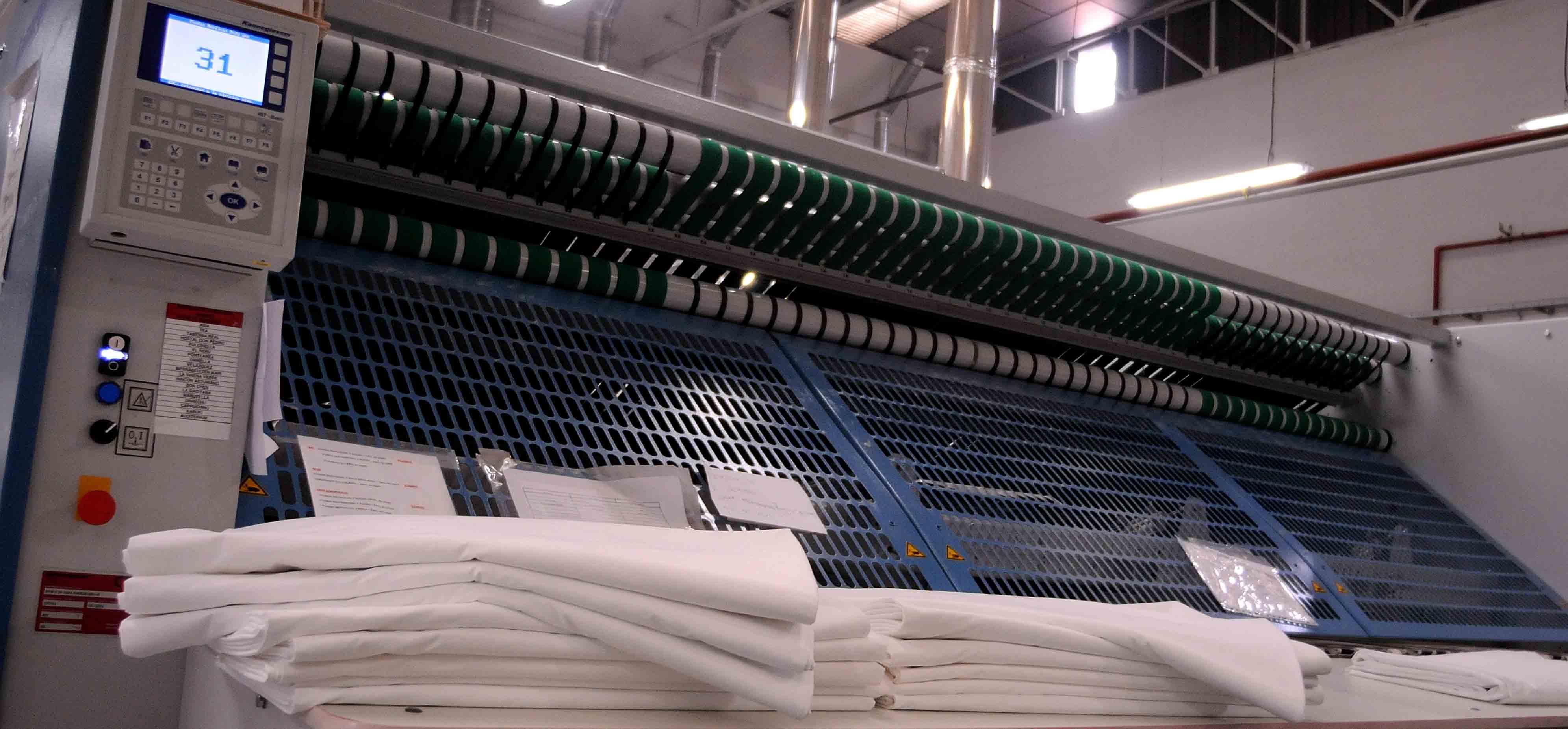 Lavandería Industrial Madrid
